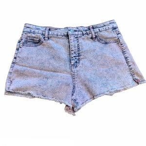 Wild Fable Distressed Denim Shorts